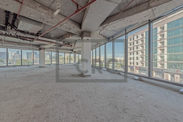 office for rent in oud metha, lamcy plaza   2