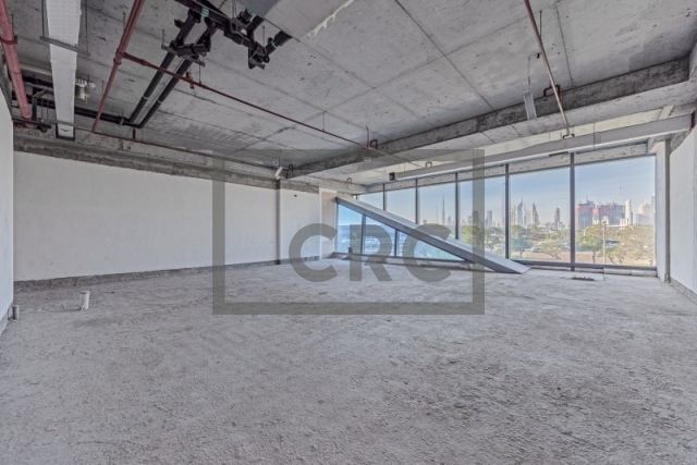 office for rent in oud metha, lamcy plaza | 1