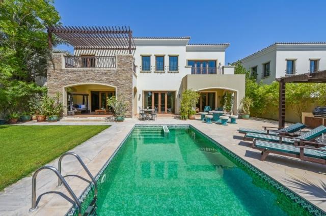 Lime Tree Valley, Jumeirah Golf Estates