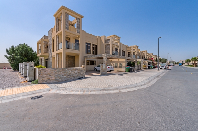 The Polo Townhouses, Meydan Gated Community
