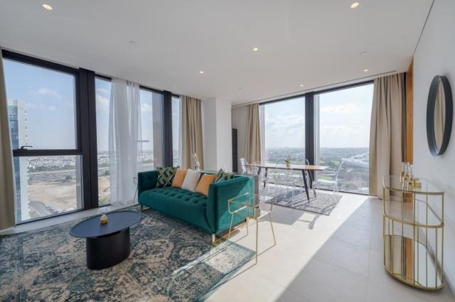 Residence 110, Business Bay