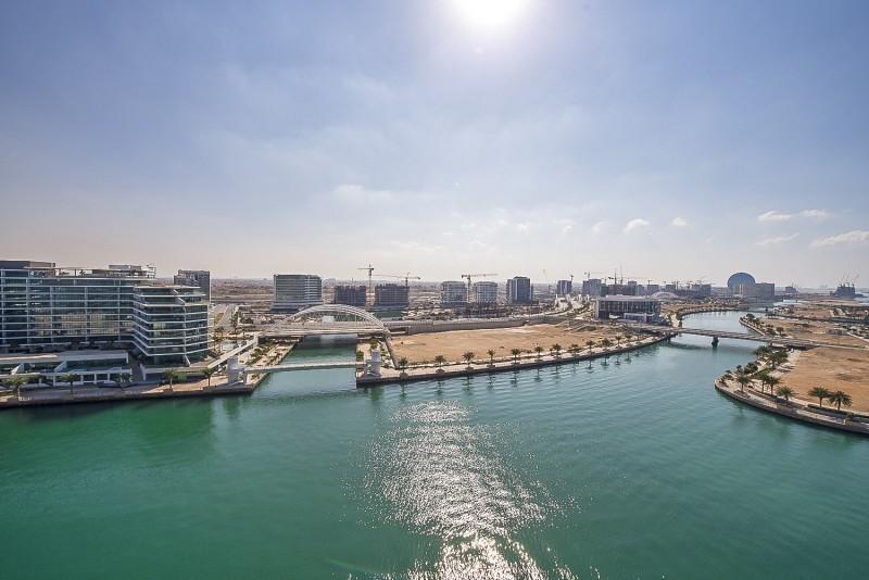 4 Bedroom Apartment For Rent in  Al Naseem Residences C,  Al Raha Beach | 1