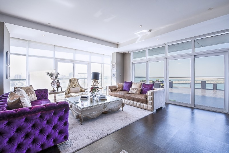 4 Bedroom Apartment For Rent in  Al Naseem Residences C,  Al Raha Beach | 8
