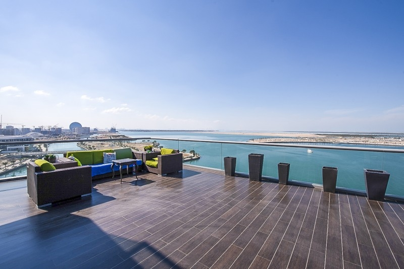 4 Bedroom Apartment For Rent in  Al Naseem Residences C,  Al Raha Beach | 6