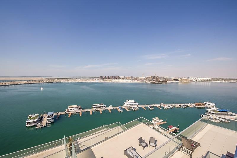 4 Bedroom Apartment For Rent in  Al Naseem Residences C,  Al Raha Beach | 5