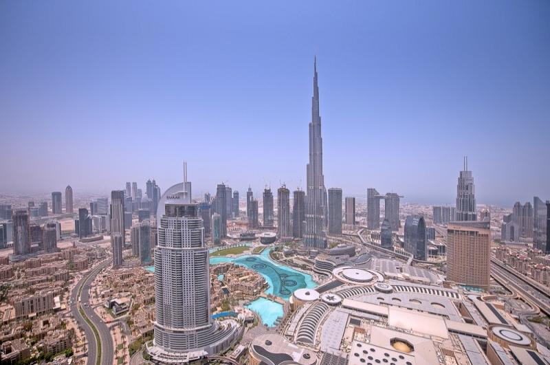 The Address Residence Fountain Views 3, Downtown Dubai