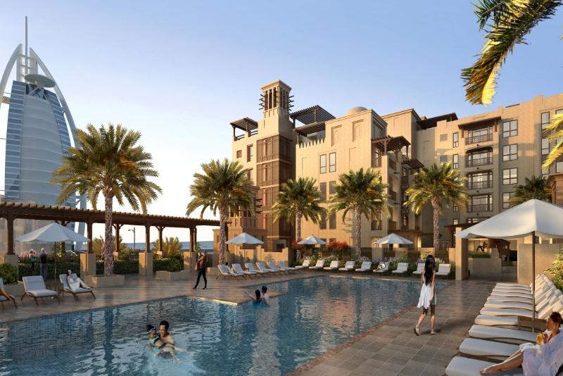 1 Bedroom Apartment For Sale in  Lamtara,  Umm Suqeim   4