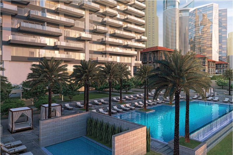 2 Bedroom Apartment For Sale in  1 JBR,  Jumeirah Beach Residence   9