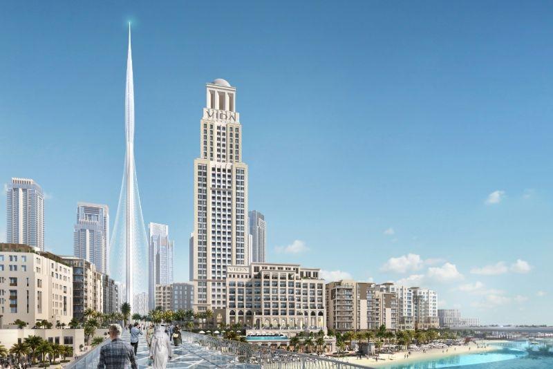 2 Bedroom Apartment For Sale in  Vida Residences at Creek Beach,  Dubai Creek Harbour (The Lagoons)   6