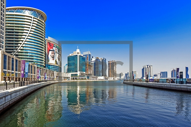 furnished office for rent in business bay, bay square building 11 | 13