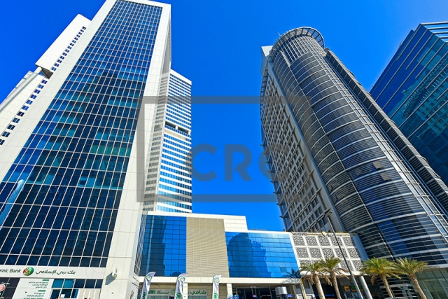 furnished office for rent in business bay, bay square building 11 | 15