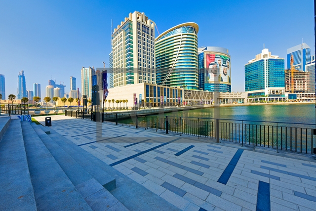 furnished office for rent in business bay, bay square building 11 | 17