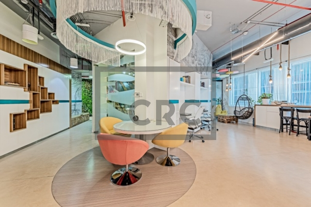 furnished office for rent in business bay, bay square building 11 | 0