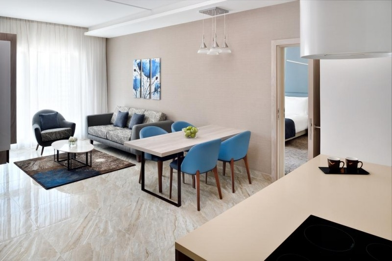 2 Bedroom Hotel Apartment For Rent in  Movenpick Hotel Apartment,  Downtown Dubai   0