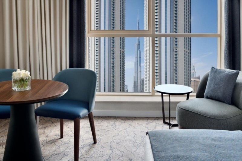 2 Bedroom Hotel Apartment For Rent in  Movenpick Hotel Apartment,  Downtown Dubai   2