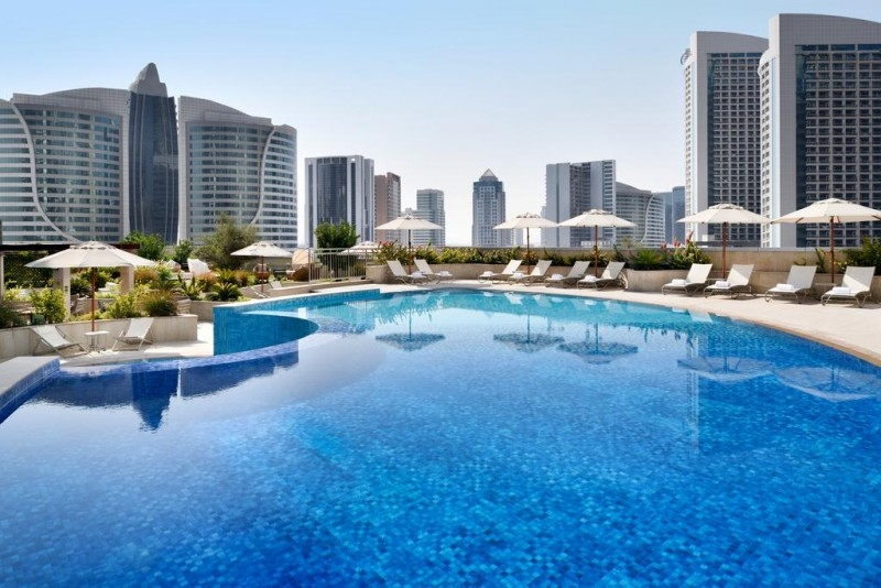 2 Bedroom Hotel Apartment For Rent in  Movenpick Hotel Apartment,  Downtown Dubai   10