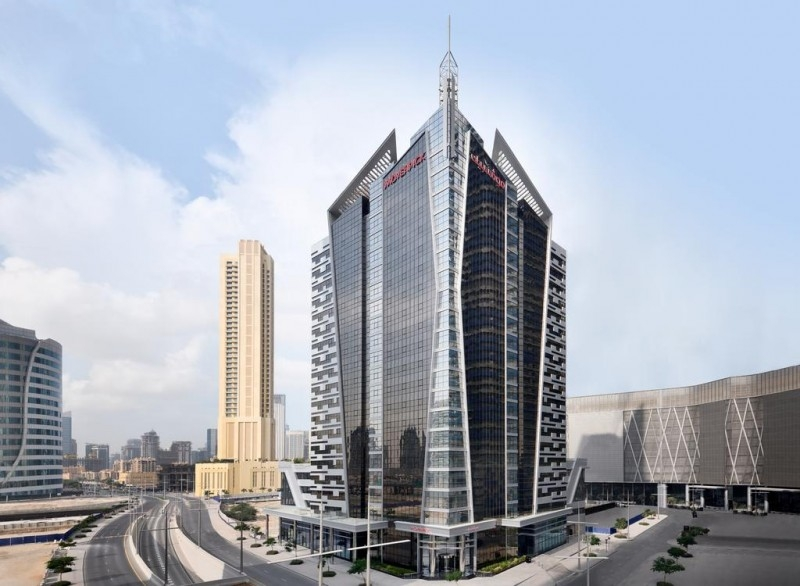 2 Bedroom Hotel Apartment For Rent in  Movenpick Hotel Apartment,  Downtown Dubai   11