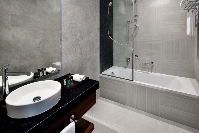 Studio Hotel Apartment For Rent in  Movenpick Hotel Apartment,  Downtown Dubai   4