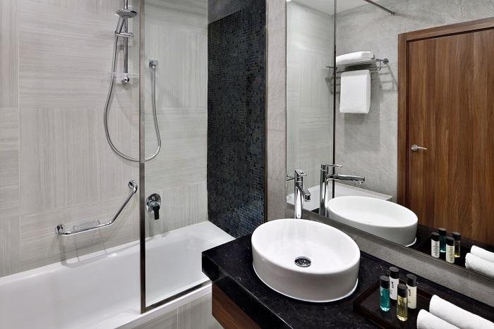 Studio Hotel Apartment For Rent in  Movenpick Hotel Apartment,  Downtown Dubai   5