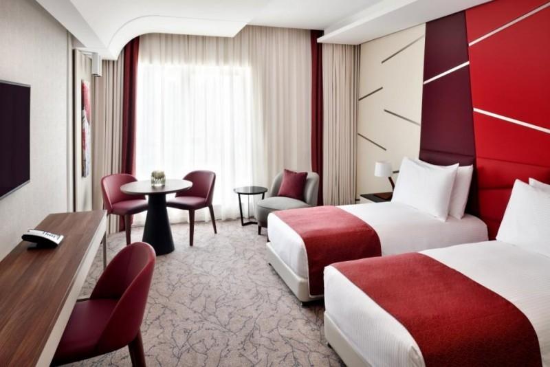 Studio Hotel Apartment For Rent in  Movenpick Hotel Apartment,  Downtown Dubai   1