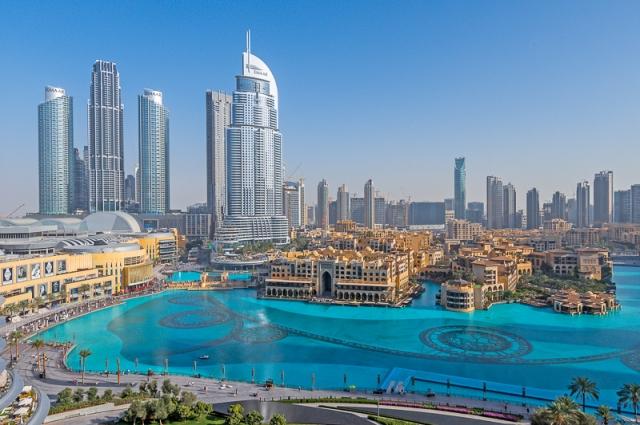 Armani Residence, Downtown Dubai