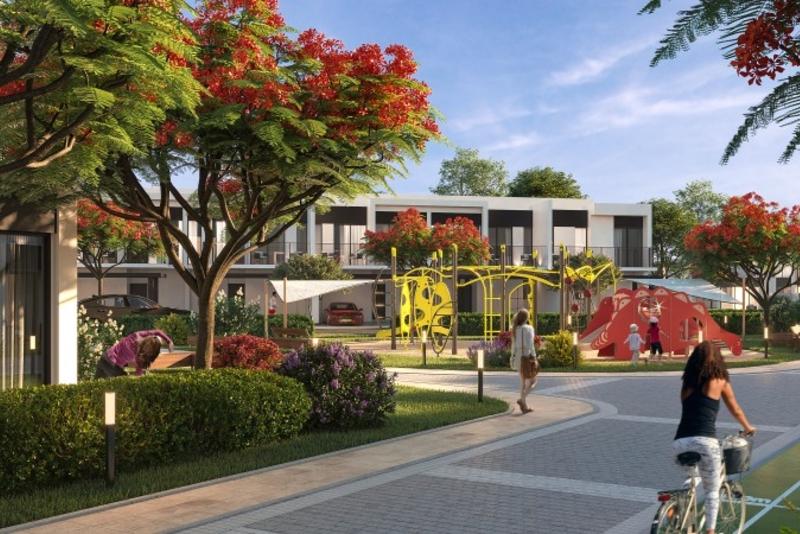 3 Bedroom Townhouse For Sale in  Elan,  Tilal Al Ghaf Development | 9