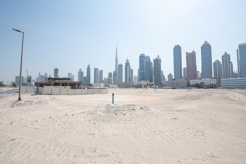 Studio Residential Plot For Sale in  Al Wasl Villas,  Al Wasl | 3