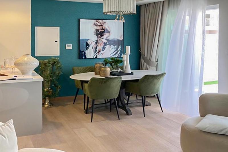 3 Bedroom Villa For Sale in  Aquilegia,  The Roots Akoya Oxygen   8