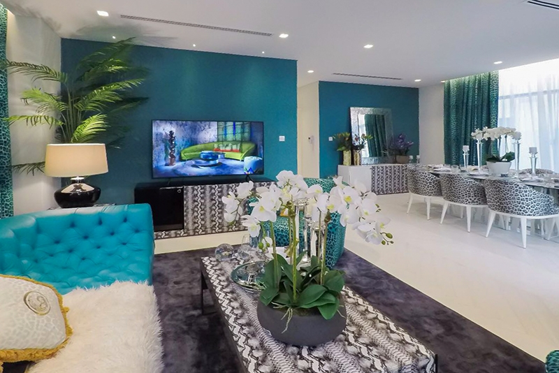 3 Bedroom Villa For Sale in  Aquilegia,  The Roots Akoya Oxygen   7