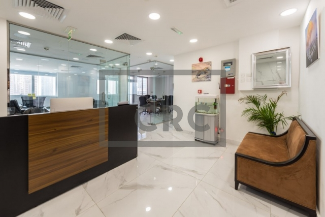 office for sale in business bay, executive tower d(aspect) | 2