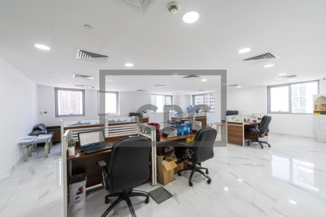 office for sale in business bay, executive tower d(aspect) | 5