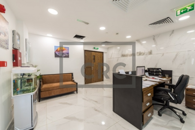 office for sale in business bay, executive tower d(aspect) | 3