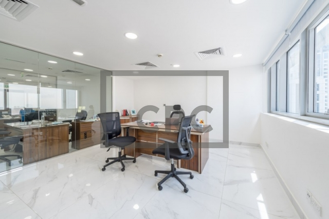 office for sale in business bay, executive tower d(aspect) | 1