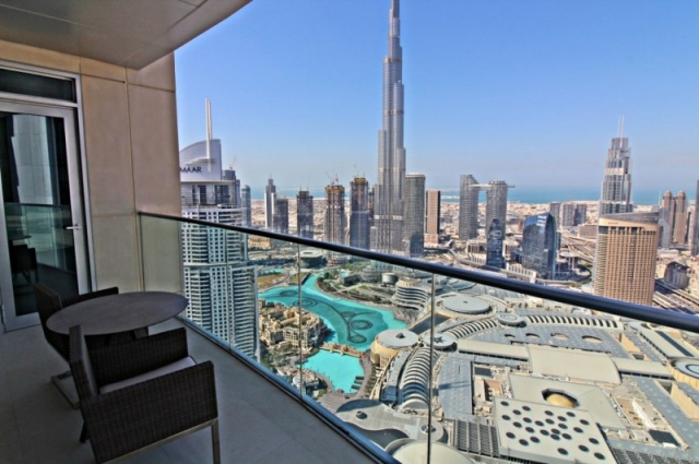 The Address Residence Fountain Views Sky Collection 2, Downtown Dubai