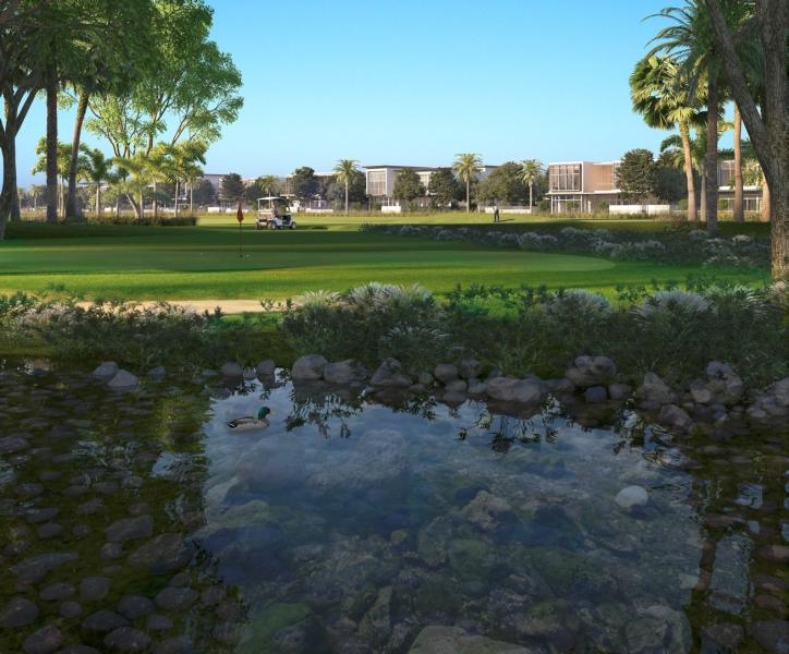 6 Bedroom Villa For Sale in  Golf Place,  Dubai Hills Estate   5