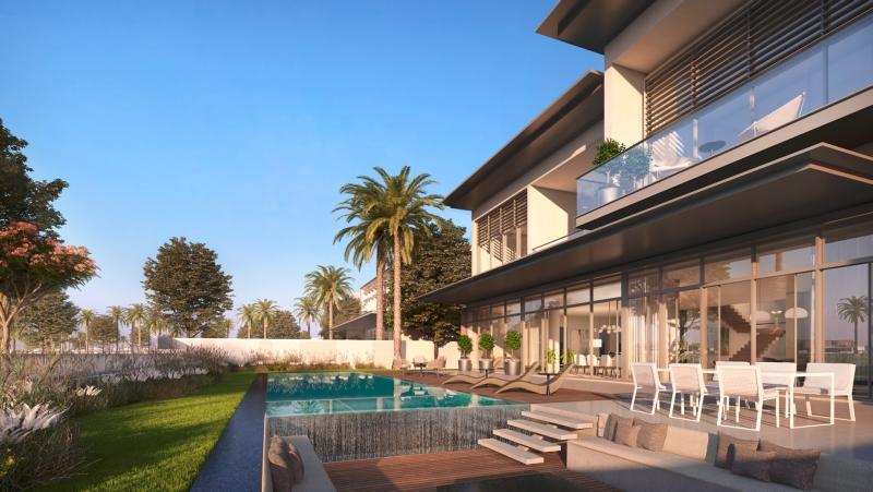 6 Bedroom Villa For Sale in  Golf Place,  Dubai Hills Estate   2