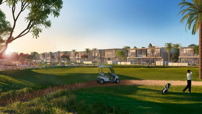 6 Bedroom Villa For Sale in  Golf Place,  Dubai Hills Estate   7