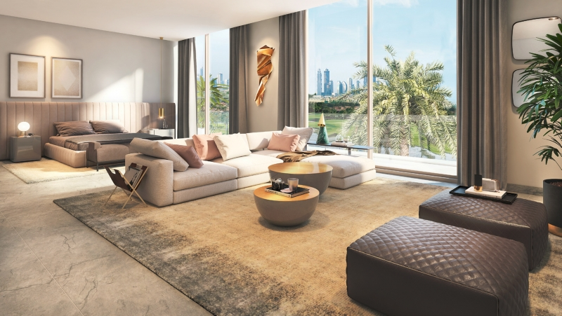 6 Bedroom Villa For Sale in  Golf Place,  Dubai Hills Estate   0