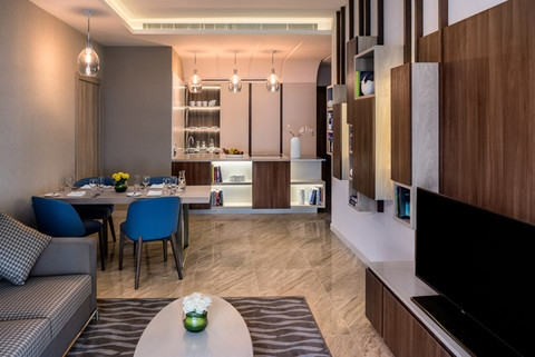 1 Bedroom Apartment For Rent in  Movenpick Hotel Apartment,  Downtown Dubai | 0