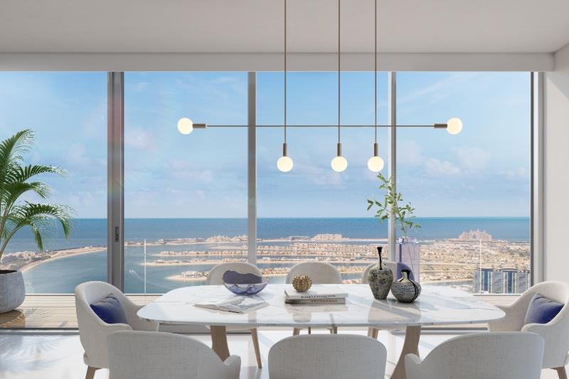 1 Bedroom Apartment For Sale in  Beach Isle,  EMAAR Beachfront   2