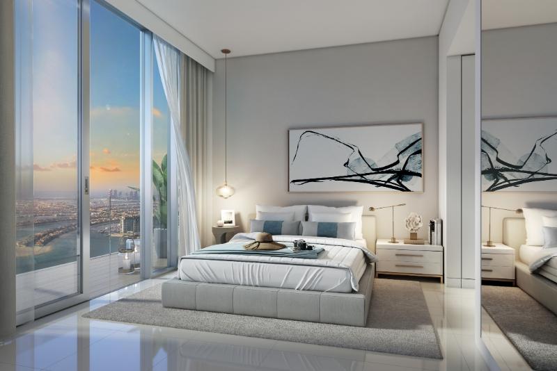 1 Bedroom Apartment For Sale in  Beach Isle,  EMAAR Beachfront   3
