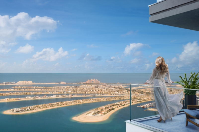 Beach Isle, EMAAR Beachfront
