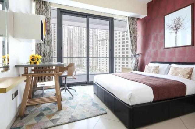 Trident Grand Residence, Dubai Marina