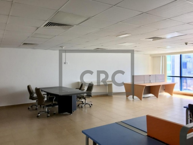 1,178 sq.ft. Office in Jumeirah Lake Towers, Jumeirah Bay X2 for AED 53,900
