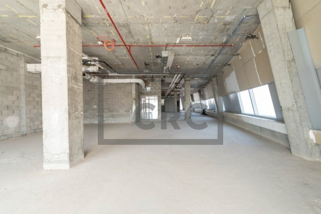 7,365 sq.ft. Office in Business Bay, Iris Bay for AED 441,919