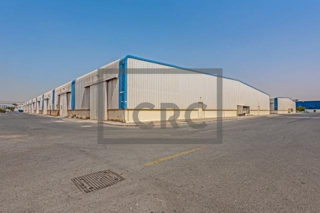 12,500 sq.ft. Warehouse in Dubai Investment Park, Dubai Investment Park 1 for AED 275,000