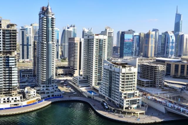 Marina View Tower A, Dubai Marina