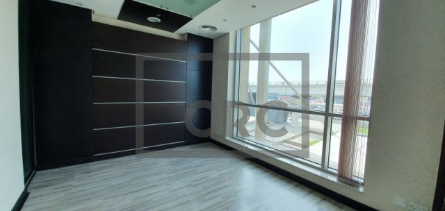 semi-furnished office for rent in al quoz, gold and diamond park building 4 | 1