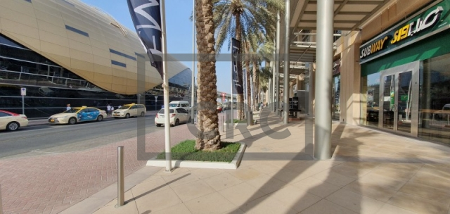semi-furnished office for rent in al quoz, gold and diamond park building 4 | 7