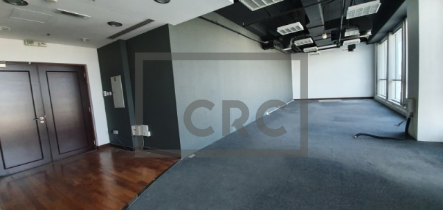 semi-furnished office for rent in al quoz, gold and diamond park bldg 7   7